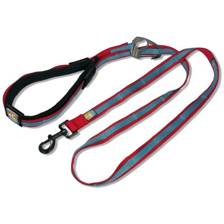 Kurgo KURGO QUANTUM REFLECTIVE DOG LEASH