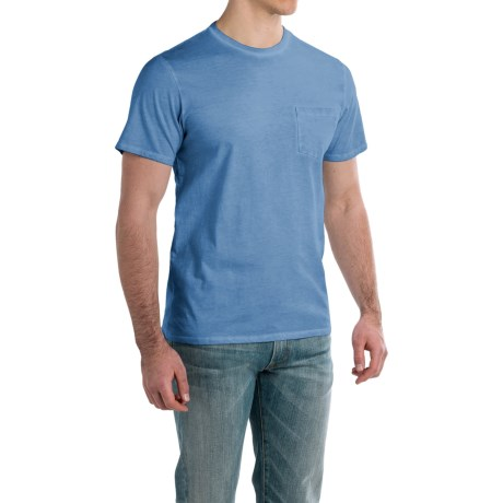 Threads 4 Thought Standard Rainwash Shirt - Organic Cotton, Short Sleeve (For Men)