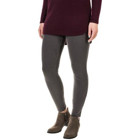 Specially made Fleece-Lined Knit Leggings (For Women)
