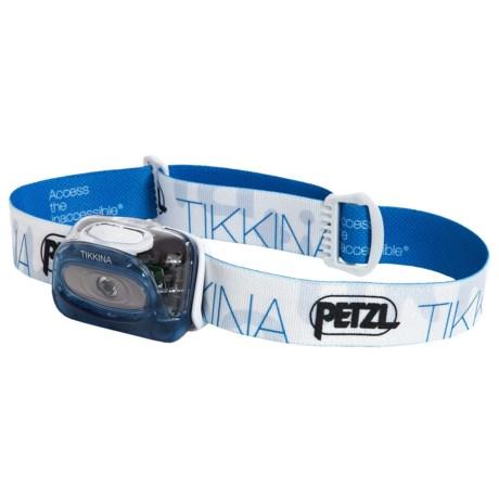 Petzl Tikkina® Headlamp - 80 Lumens