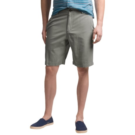 Reed Edward Cotton Shorts (For Men)