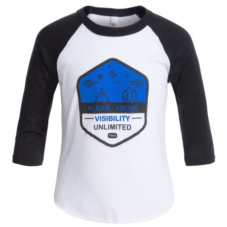 Kavu Fly Ball Jr. T-Shirt - Long Sleeve (For Little and Big Kids)