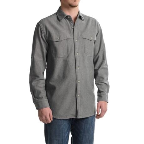 Pendleton Weston Cotton Shirt - Long Sleeve (For Men)