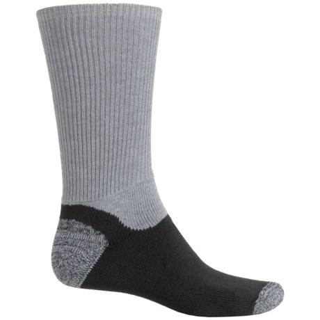 Wigwam Dakota Diabetic Work Socks - Crew (For Men)