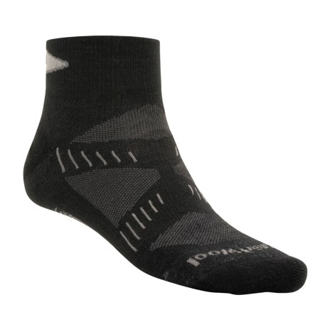 SmartWool PhD Ultralight Mini Running Socks - Merino Wool (For Men and Women)
