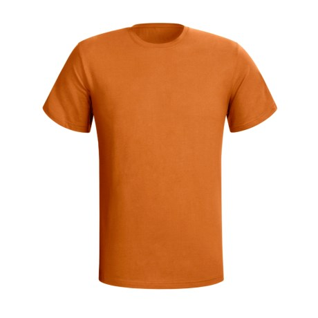 Calida Cotton Jersey T-Shirt - Short Sleeve (For Men)