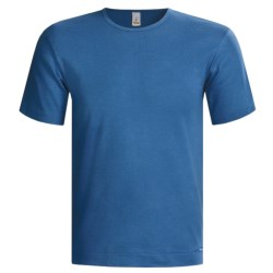 Calida Fitted Jersey T-Shirt - Short Sleeve, Cotton (For Men)