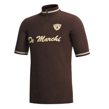 De Marchi Audace Cycling Jersey - Short Sleeve (For Men)