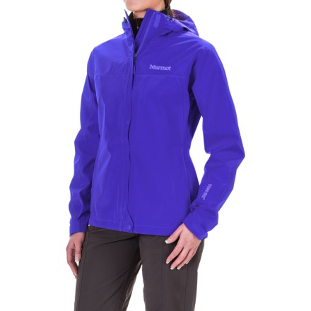 Marmot Minimalist Gore-Tex® Jacket - Waterproof (For Women) in Royal Night - Closeouts