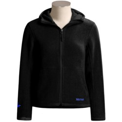 Marmot Wigi Hoodie Sweatshirt - Full Zip (For Women)