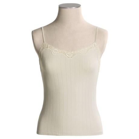 Calida Etude Camisole - Cotton, Spaghetti Strap (For Women)