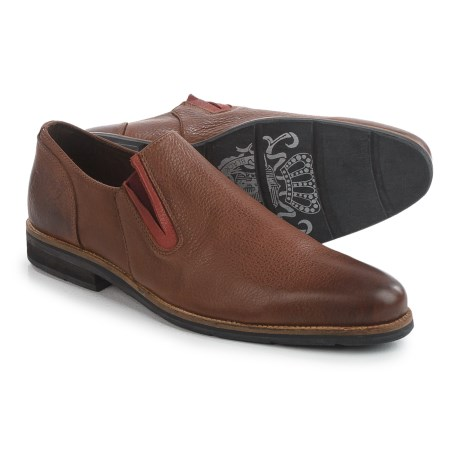 Blackstone Scm001 Leather Loafers (For Men)
