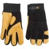 Carhartt Lined-Deerskin Work Gloves (For Men and Women)