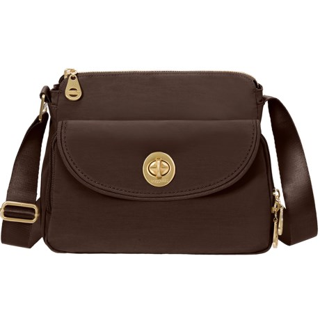 baggallini Gold Provence Crossbody Bag (For Women)