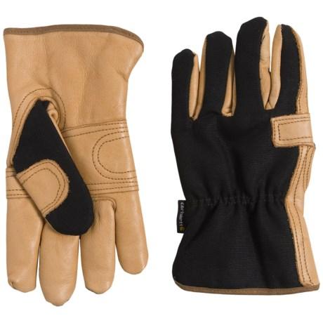 Carhartt Lady Driver Gloves - Fleece Lined (For Women)