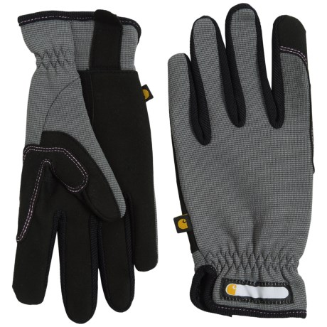 Carhartt Work Flex Gloves (For Women)