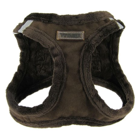 Best Pet Microsuede Dog Harness