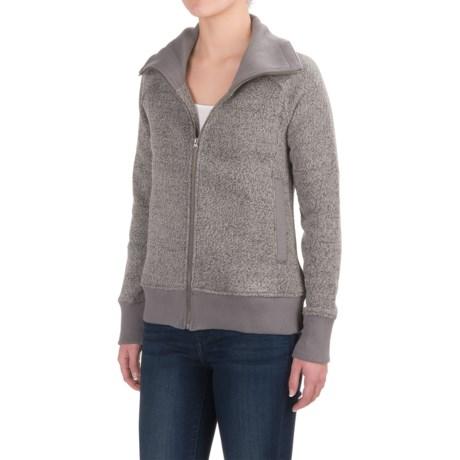 Woolrich Double Creek Fleece Jacket (For Women)
