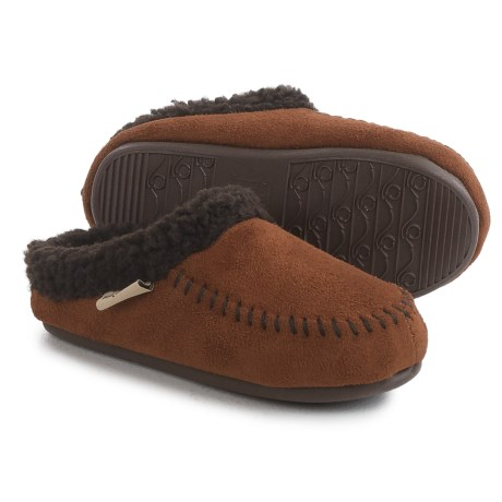 Western Chief Lodge Slippers (For Little and Big Kids)