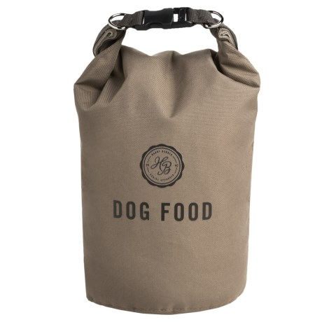 Harry Barker Travel Dog Food Storage Bag - 12 cups