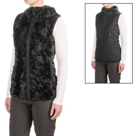 Marmot Furtastic Vest - Reversible (For Women)