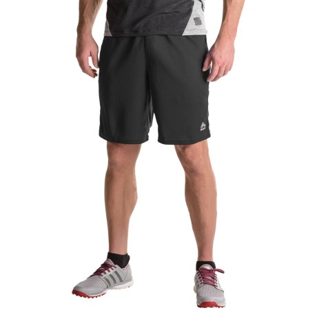 "RBX Waffle-Mesh 9"" Shorts (For Men)"