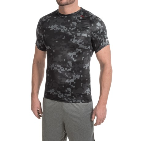 RBX XTrain High-Performance Digital-Print Shirt - Fitted, Short Sleeve (For Men)