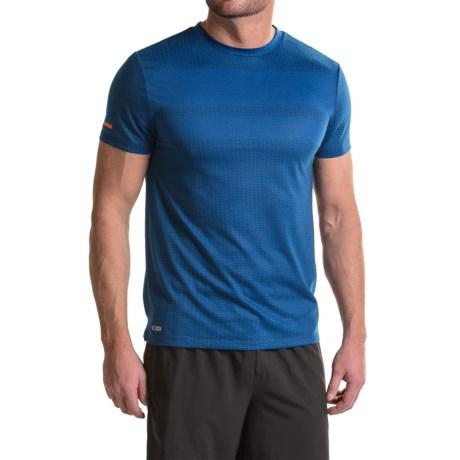 RBX XTrain High-Performance Printed Mesh Shirt - Short Sleeve (For Men)