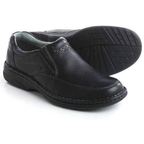 Florsheim Getaway Moc Shoes - Leather (For Men)