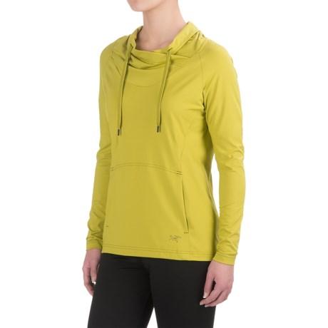 Arc'teryx Arc'teryx Varana Shirt - Cowl Neck, Long Sleeve (For Women)