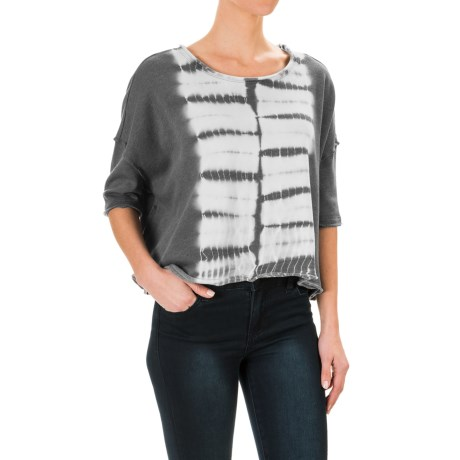 Threads 4 Thought Aurora Shirt - Loose Fit, Elbow Sleeve (For Women)