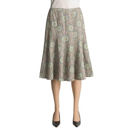 Lafayette 148 New York Morgan Skirt - Aurora Shimmer (For Women)
