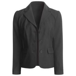 A.K.A. Woman Black Jacket - Wrinkle Resistant (For Women)