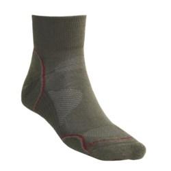 SmartWool PhD Outdoor Light Mini Socks - Merino Wool (For Men and Women)