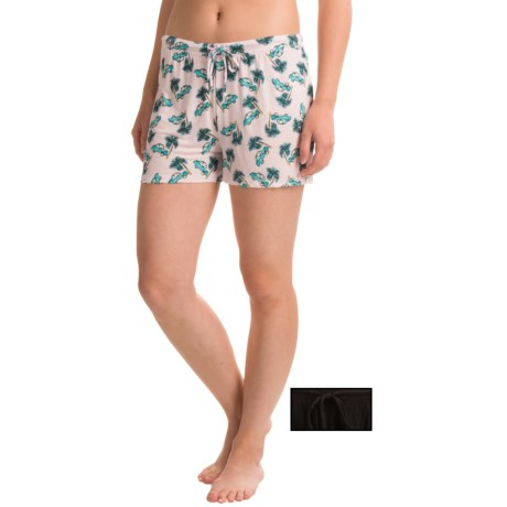 Lucy & Laurel Drawstring Shorts - 2-Pack (For Women)