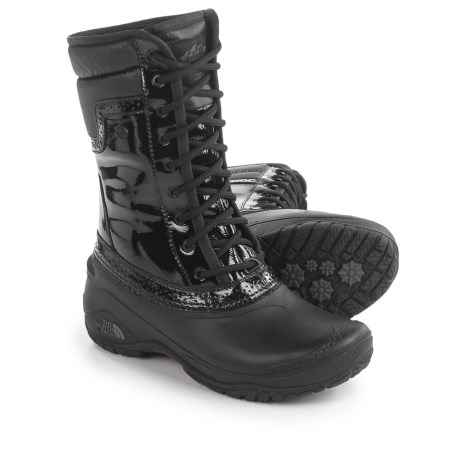 The North Face Shellista 2 Mid Luxe PrimaLoft® Pac Boots - Waterproof, Insulated (For Women)