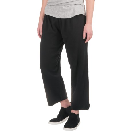 allen allen Sweater Crop Pants (For Women)