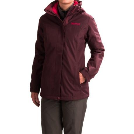 Marmot Regina Jacket - Waterproof, Insulated, 3-in-1 (For Women)