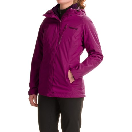 Marmot Ramble Component Jacket - Waterproof, Insulated, 3-in-1 (For Women)