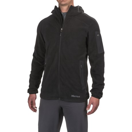 Marmot Reactor Polartec® Fleece Hoodie - Zip Front (For Men)