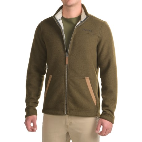 Marmot Bancroft Jacket - Fleece Lined (For Men)