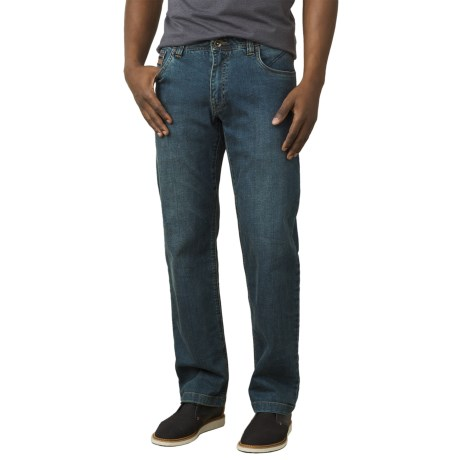 prAna Axiom Jeans - Cotton Blend (For Men)