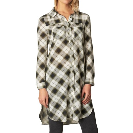 prAna Flint Maxi Shirt - Long Sleeve (For Women)