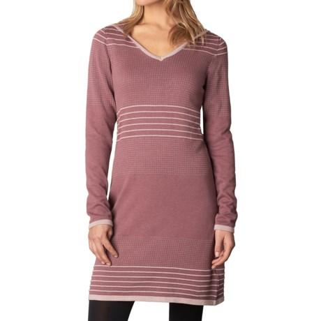 prAna Mariette Hooded Dress - Organic Cotton, Long Sleeve (For Women)