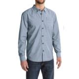 prAna Reinhold Shirt - Organic Cotton, Long Sleeve (For Men)