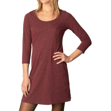 prAna Soskia Dress - 3/4 Sleeve (For Women)