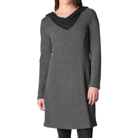 prAna Maud Dress - Organic Cotton, Long Sleeve (For Women)