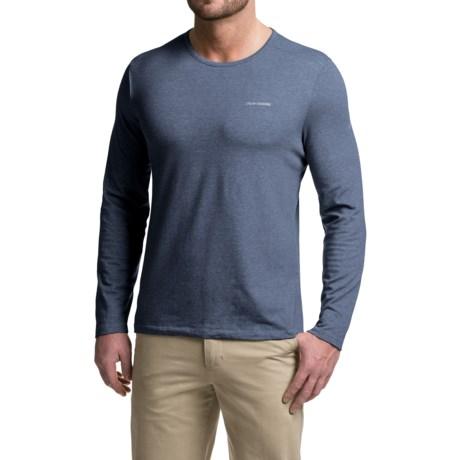 Craghoppers NosiLife® Base T-Shirt - UPF 40+, Long Sleeve (For Men)