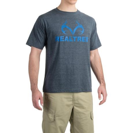 Specially made Logo-Print T-Shirt - Short Sleeve (For Men)