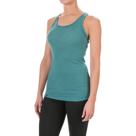Ibex Woolies 1 Base Layer Tank Top - Merino Wool, Racerback (For Women)